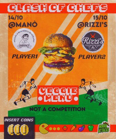 Flyer Catanzaro Clash Chefs